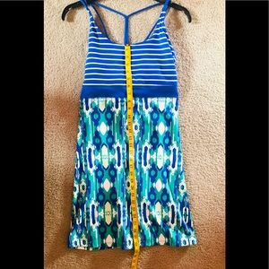 Soybu Dresses - Soybu tank sports dress M NWOT
